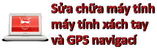 sửa chữa máy tính, máy tính xách tay và GPS navigace